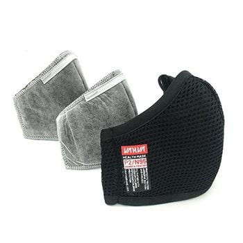 ماسک تنفسی فیلتر دار یحیی مدل P2/N95
