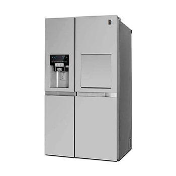 یخچال-فریزر-ساید-بای-ساید-دوو-مدل-D2S-3033-استیل0