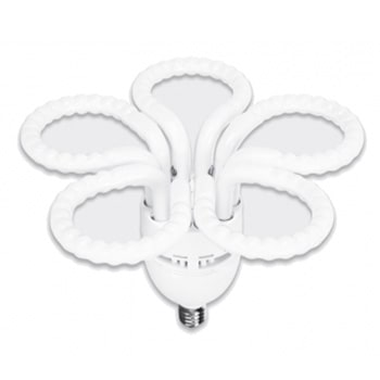 لامپ کم مصرف 100 وات پارس شعاع توس مدل گل بامبو سرپیچ E27
