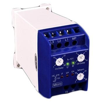 رله-کنترل-فاز-میکرومکس-آبی-مدل-1010