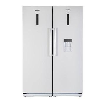 یخچال-فریزر-دوقلو-دیپوینت-مدل-D4-سفید-براق0