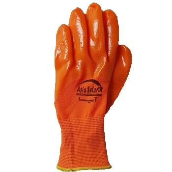 دستکش ایمنی ژله ای آسیا استار
