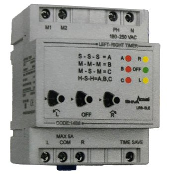 تایمر-چپ-گرد-راست-گرد-شیوا-امواج-مدل-LRB-SLE0
