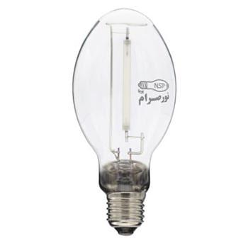 لامپ بخار سدیم بیضوی 70 وات نور صرام پویا سرپیچ E27