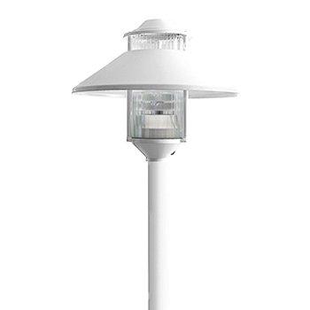 چراغ پارکی 23 وات مازی نور M6FCFE-W مدل فلورا IP54