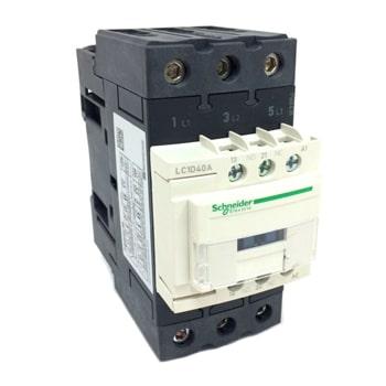 کنتاکتور 40 آمپر سه فاز اشنایدر مدل LC1D40A