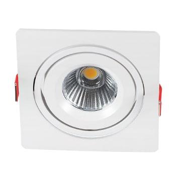 چراغ-سقفی-توکار-9-وات-شعاع-مدل-SH-6301-9W0