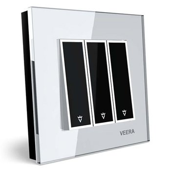 کلید-سه-پل-توکار-ویرا-الکتریک-مدل-امگا-سفید-سفید-مشکی0