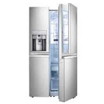 یخچال فریزر ساید بای ساید ال جی مدل SXB550NS
