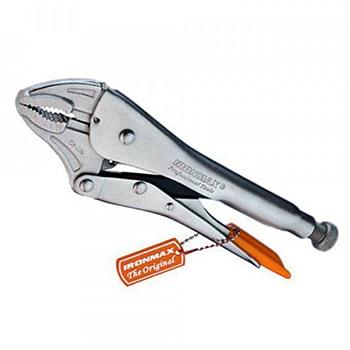 انبر قفلی آیرون مکس سایز 7 اینچ