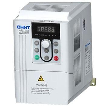 اینورتر تک فاز 0.4 کیلو وات Chint سری NVF300M-0.4/TD2