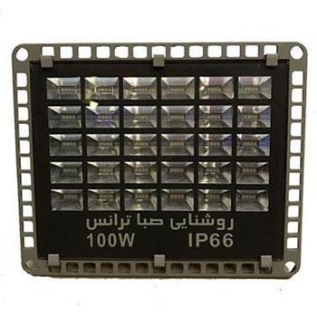 پروژکتور-SMD-صبا-ترانس-100-وات-سلولی-مدل-IP66-KMD0