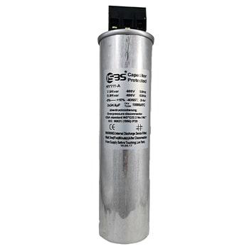خازن خشک سیلندری 2.5 کیلووار ISBS