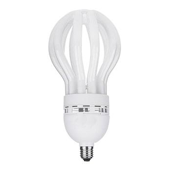 لامپ کم مصرف 105 وات پارس شعاع توس مدل لوتوس آفتابی سرپیچ E27