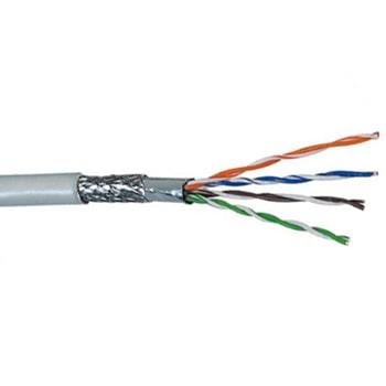 کابل-شبکه-Cat5-SFTP-CCA-بلدن-با-روکش-PVC-آلومینیومی0