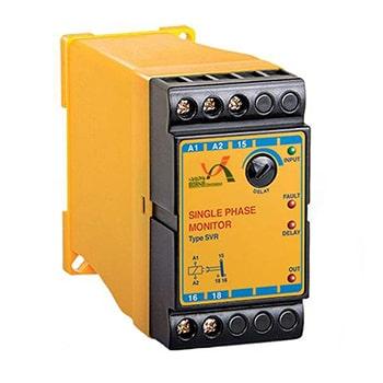 رله-محافظ-ولتاژ-تک-فاز-برنا-الکترونیک-مدل-SVR0