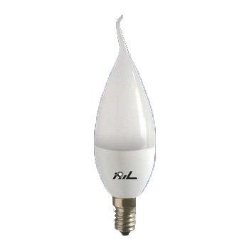 لامپ-ال-ای-دی-شمعی-اشکی-6-وات-ساروز-مات-سرپیچ-E140