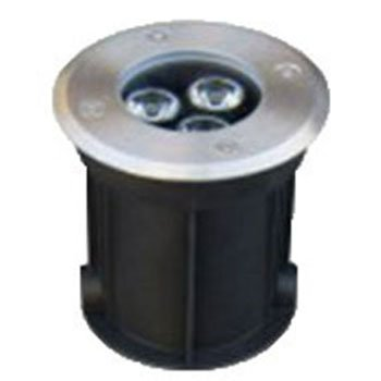 چراغ-دفنی-25-وات-RGB-گلنور-مدل-فلورین-1-دایره-ای-IP670