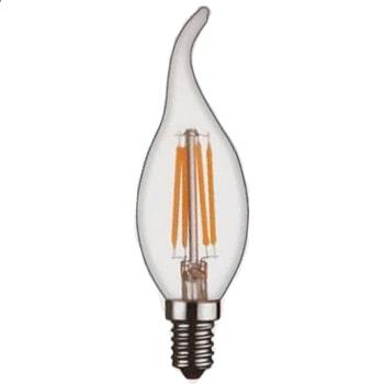 لامپ-ال-ای-دی-اشکی-6-وات-پارس-سرپیچ-E140