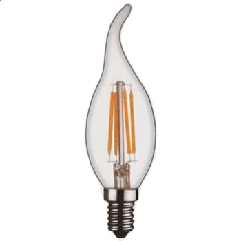 لامپ-ال-ای-دی-اشکی-4-وات-پارس-سرپیچ-E140