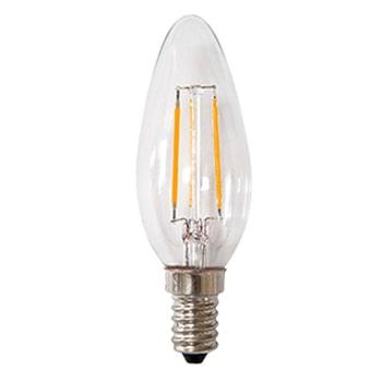 لامپ-ال-ای-دی-شمعی-فیلامنتی-4-وات-افراتاب-مدل-AF-CF-4W-سرپیچ-E140
