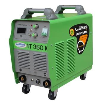 دستگاه جوش اینورتر الکترود 350 آمپر ایران ترانس مدل IT350M