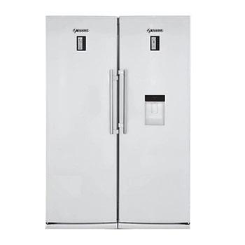 یخچال-فریزر-دوقلو-اسنوا-مدل-1800TI0