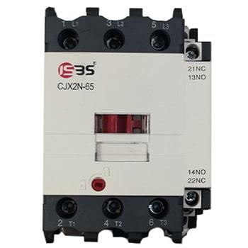 کنتاکتور 40 آمپر ISBS با بوبین 380 ولت AC مدل ISDC40E-C