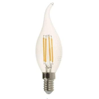 لامپ-ال-ای-دی-اشکی-فیلامنتی-4-وات-C&I-سرپیچ-E140