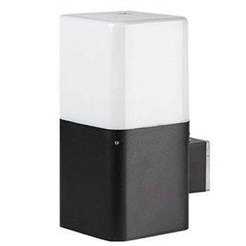چراغ دیواری 25 وات زمرد نور شفاف IP55 کد T-215