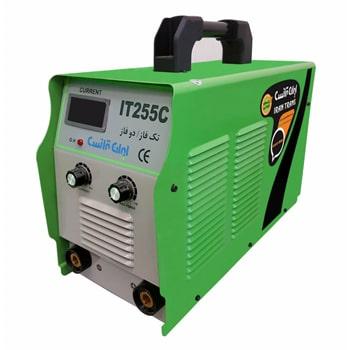 دستگاه جوش اینورتر الکترود 250 آمپر ایران ترانس مدل IT255C