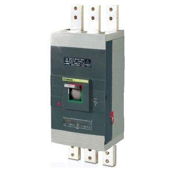 کلید اتوماتیک کمپکت هیوندای 3 پل 1600 آمپر الکترونیکی