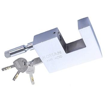 قفل-کتابی-فولادی-کهن-مدل-KTB-100