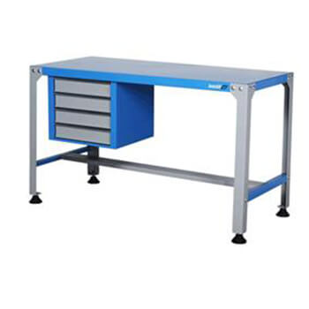 میز کار صنعتی شاهرخ مدل T540