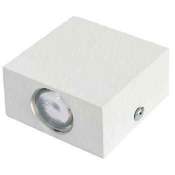 چراغ دکوراتیو 1 وات زمرد نور مکعبی یک طرفه IP44 کد 1-111
