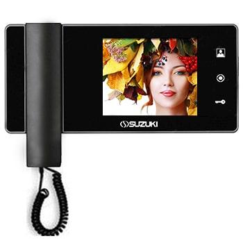 گوشی-آیفون-تصویری-سوزوکی-4.3-اینچ-مدل-415BI0