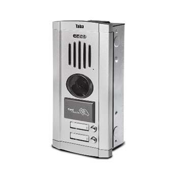 پنل-آیفون-تصویری-2-واحدی-تابا-الکترونیک-مدل-TVP-1860CR0