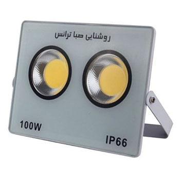 پروژکتور-COB-صبا-ترانس-100-وات-مدل-IP66-Ipad0