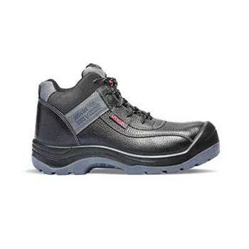 کفش ایمنی مشکی یحیی مدل Super3M-999