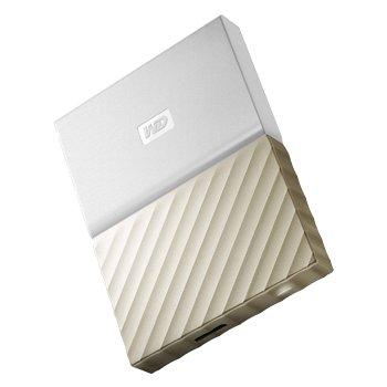هارد اکسترنال وسترن دیجیتال مدل My Passport Ultra WDBTLG0020BGD ظرفیت 2 ترابایت