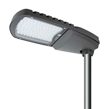 چراغ خیابانی ال ای دی 205 وات مازی نور M314ULED9840-S مدل هلیوس IP66