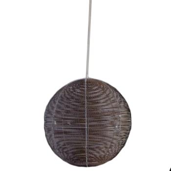 چراغ سقفی روکار مدل آویز سرپیچ سوزنی