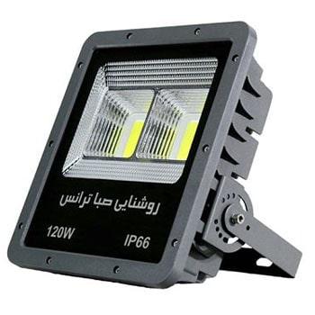 پروژکتور-COB-صبا-ترانس-120-وات-مدل-پنجره-ای-IP660