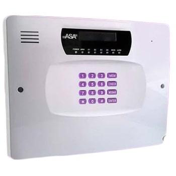 دستگاه دزدگیر سیم کارتی آسا 5 زون با تلفن کننده هوشمند