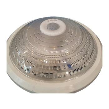 چراغ-سقفی-LED-سنسوردار-روکار-بالاستیران-سرپیچ-E270