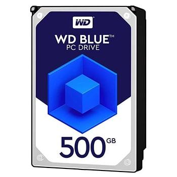 هارد اینترنال وسترن دیجیتال مدل Blue WD5000AZRZ ظرفیت 500 گیگابایت