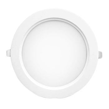 پنل-ال-ای-دی-توکار-18-وات-اپتونیکا-مدل-OP-15194C-دایره-ای0