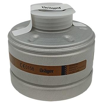 فیلتر-ماسک-شیمیایی-دراگر-تک-حالته-مدل-A20