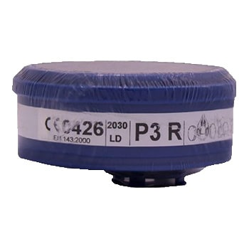 فیلتر ماسک شیمیایی اسپاسیانی Spasciani مدل P3R