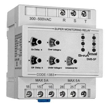 سوپر کنترل فاز شیوا امواج مدل SMB-5P